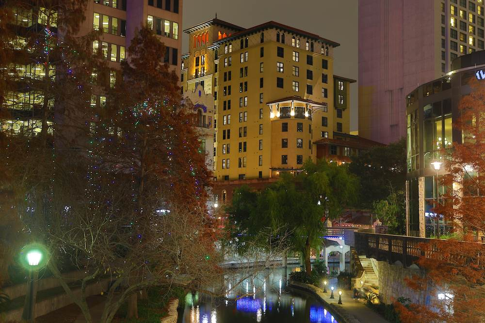 Riverwalk Hotel Downtown San Antonio