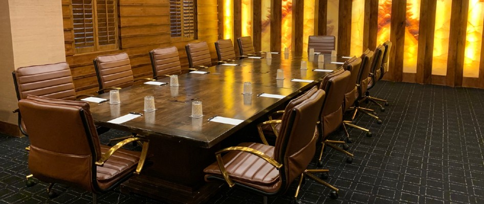 Boardroom at Hotel Valencia Riverwalk