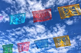 Summer San Antonio hotel deals fiesta flags